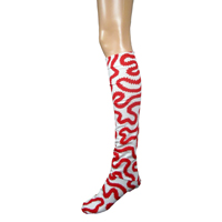 Squiggle Stockings